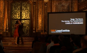 Camille Cusumano's TED talk